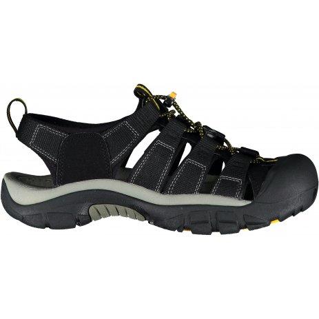 Pánské sandále KEEN NEWPORT H2 M BLACK