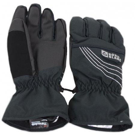 Dámské lyžařské rukavice NORDBLANC SCOUT NBWG4728 ČERNÁ