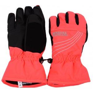 Dámské lyžařské rukavice NORDBLANC SCOUT NBWG4728 RŮŽOVÁ DIVA 2e792b4262