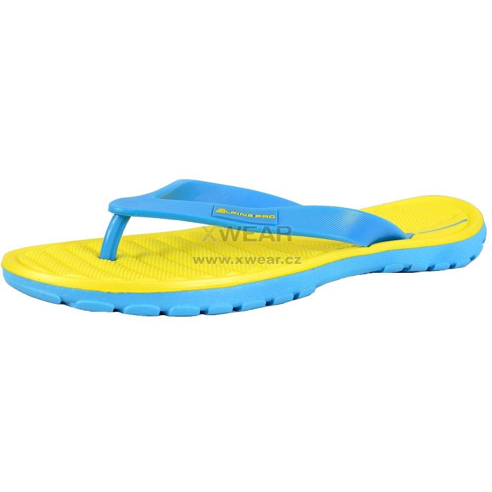 19f95d03713 Dámské pantofle ALPINE PRO KYLUNA ZELENÁ velikost  36 ( 3