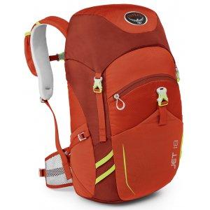 Dětský turistický batoh OSPREY JET 18 STRAWBERRY RED 671cbcbabd