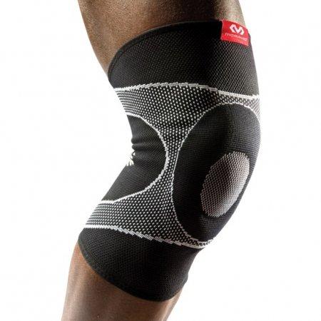 Ortéza na koleno McDavid 5125 s gelovou výstuhou černá