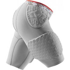 Elastické šortky s výztuží McDavid 7991 bílá