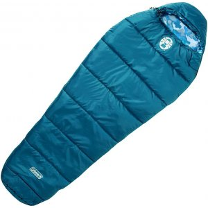 Dětský spací pytel Coleman Frisco -17°C modrá