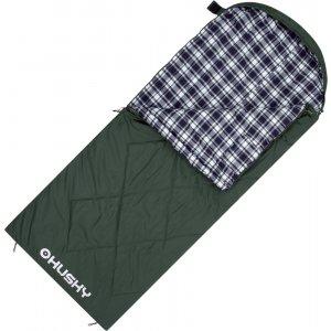 Dětský dekový spací pytel Husky Kids Galy -5°C zelená
