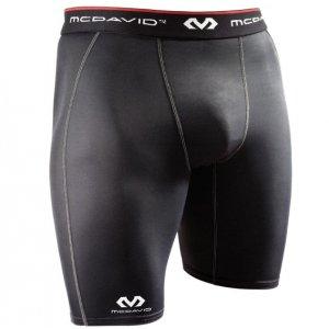 Kompresní šortky Mc David 8100T černá
