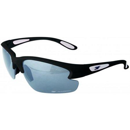Sluneční brýle 3F Sonic černá/bílá