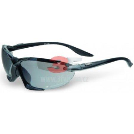 Sluneční brýle 3F Cross 1136 černá