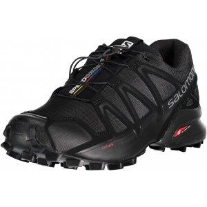 22369f0b58d Pánské běžecké boty Salomon Speedcross 4 Black black black metallic
