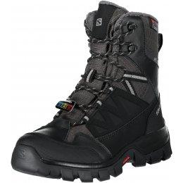 Pánské zimní boty Salomon Chalten TS CSWP Black/asphalt/pewter