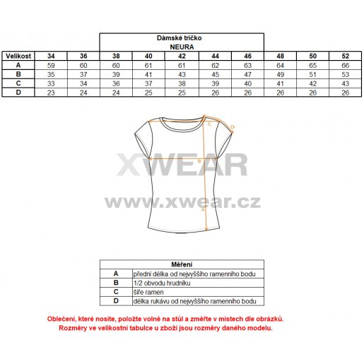 Dámské triko s krátkým rukávem ALTISPORT NEURA ALLS17057 ŠEDÝ MELÍR