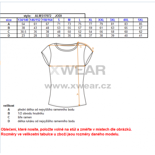 Pánské triko s krátkým rukávem ALTISPORT JODI ALMS17072 ŽLUTÁ