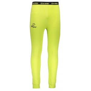 Pánské termo kalhoty ALTISPORT BEBIN  ALMW17134 SVĚTLE ZELENÁ