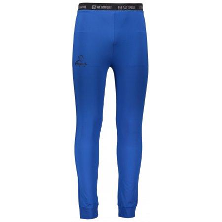 Chlapecké termo kalhoty ALTISPORT BEBIN-J ALJW17134 MODRÁ