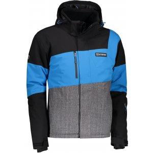 Pánská zimní bunda ALTISPORT MEGDAZ ALMW17013 MODRÁ