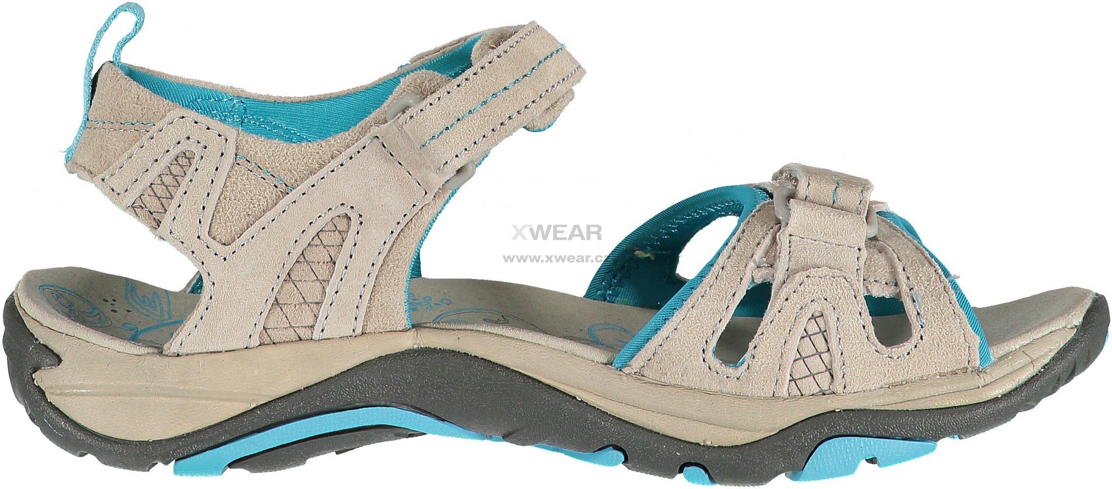 Dámské letní sandály NORDBLANC KUKY NBSS53 BÉŽOVÁ velikost  EU 37 ... 1c14d65a85