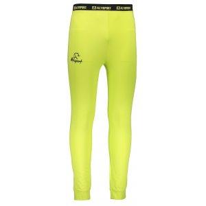 Chlapecké termo kalhoty ALTISPORT BEBIN-J ALJW17134 SVĚTLE ZELENÁ