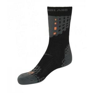 Ponožky NORDBLANC NBSX2306 ČERNÁ
