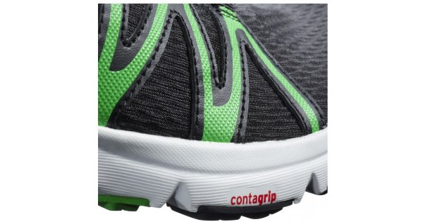 2718aac9c85 Pánské běžecké boty SALOMON CROSSAMPHIBIAN SWIFT L39344900  BLACK BLACK CLASSIC GREEN velikost  EU 42 2 3 (UK 8