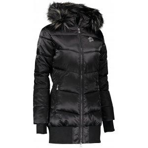 Dámský zimní kabát ALTISPORT SIDIS ALLW17008 ČERNÁ