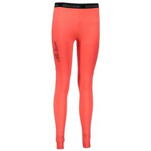 Dámské termo kalhoty ALTISPORT BEBINE ALLW17135 RŮŽOVÁ