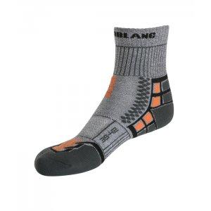 Ponožky NORDBLANC NBSX2302 ŠEDÁ