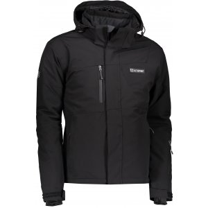 Pánská zimní bunda ALTISPORT MEGDAZ ALMW17013 ČERNÁ