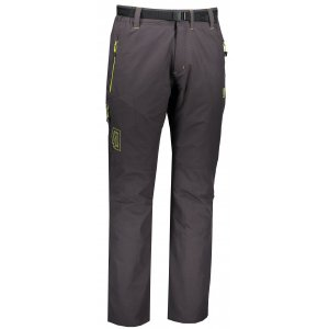 Pánské zateplené kalhoty ALTISPORT TURSI II ŠEDÁ