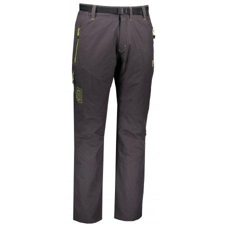 Pánské zateplené kalhoty ALTISPORT TURSI ALMW17028 ŠEDÁ