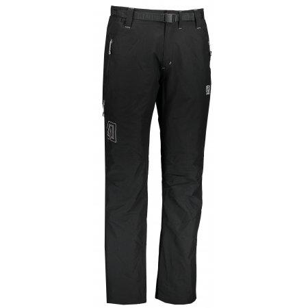 Pánské zateplené kalhoty ALTISPORT TURSI ALMW17028 ČERNÁ