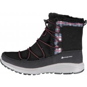 Dámské zimní boty ALPINE PRO DARLEEN LBTK145 ČERNÁ b89b50b4dc