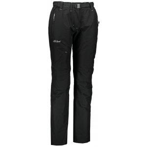 Dámské zateplené kalhoty ALTISPORT TURSA ALLW17027 ČERNÁ