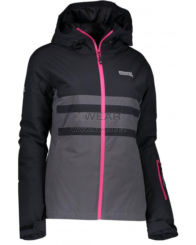 Dámská zimní bunda NORDBLANC SHOWY NBWJL6424 ČERNÁ velikost  40 ... 8e510ff706