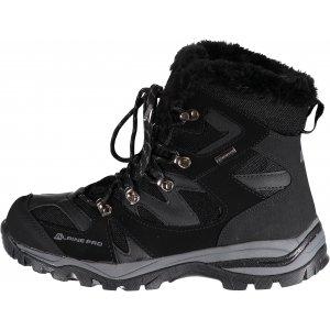 d7a9f94d38b Pánská zimní obuv ALPINE PRO LABAB MBTK129 ČERNÁ