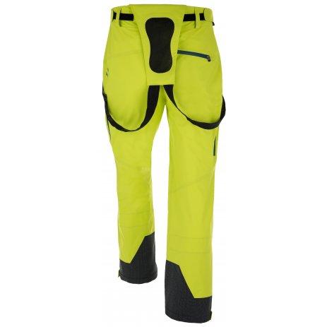 Pánské zimní kalhoty KILPI LAZZARO-M DM0126KI SVĚTLE ZELENÁ