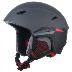 Lyžařšká helma RELAX WILD ŠEDÁ