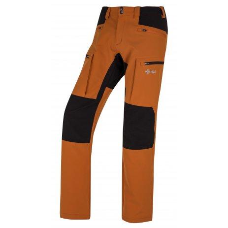 Pánské kalhoty KILPI TIDE-M HM0112KI ORANŽOVÁ