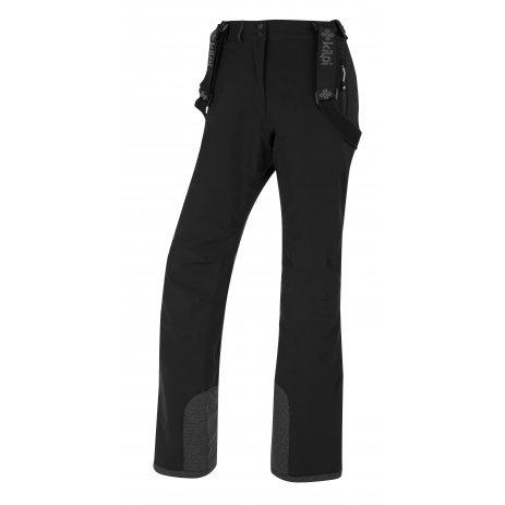 Dámské zimní kalhoty KILPI EUROPA-W HL0010KI ČERNÁ