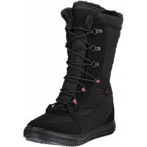 Dámské zimní boty LOAP MERIBEL SBL1744 ČERNORŮŽOVÁ