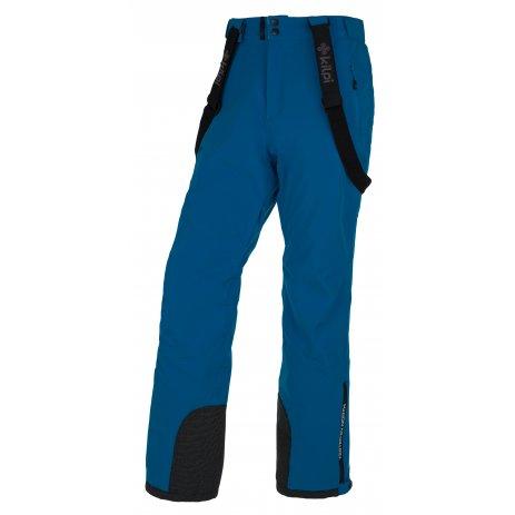 Pánské zimní kalhoty KILPI METHONE-M HM0012KI MODRÁ