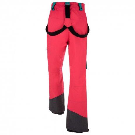Dámské kalhoty KILPI KEKU-W FL0022KI RŮŽOVÁ