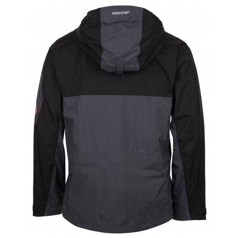 Pánská zimní bunda KILPI METRIX-M HM0020KI TMAVĚ ŠEDÁ