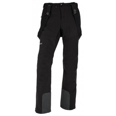Pánské zimní kalhoty KILPI RHEA-M HM0014KI ČERNÁ
