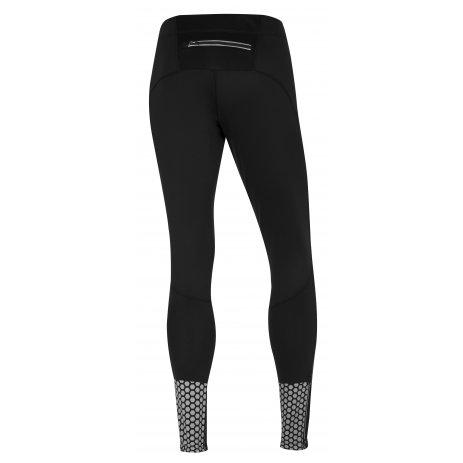 Pánské běžkařské kalhoty KILPI KARANG-M HM0038KI ČERNÁ