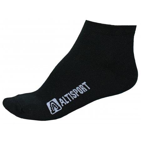 Ponožky ALTISPORT HEHA ALSW17403 ČERNÁ
