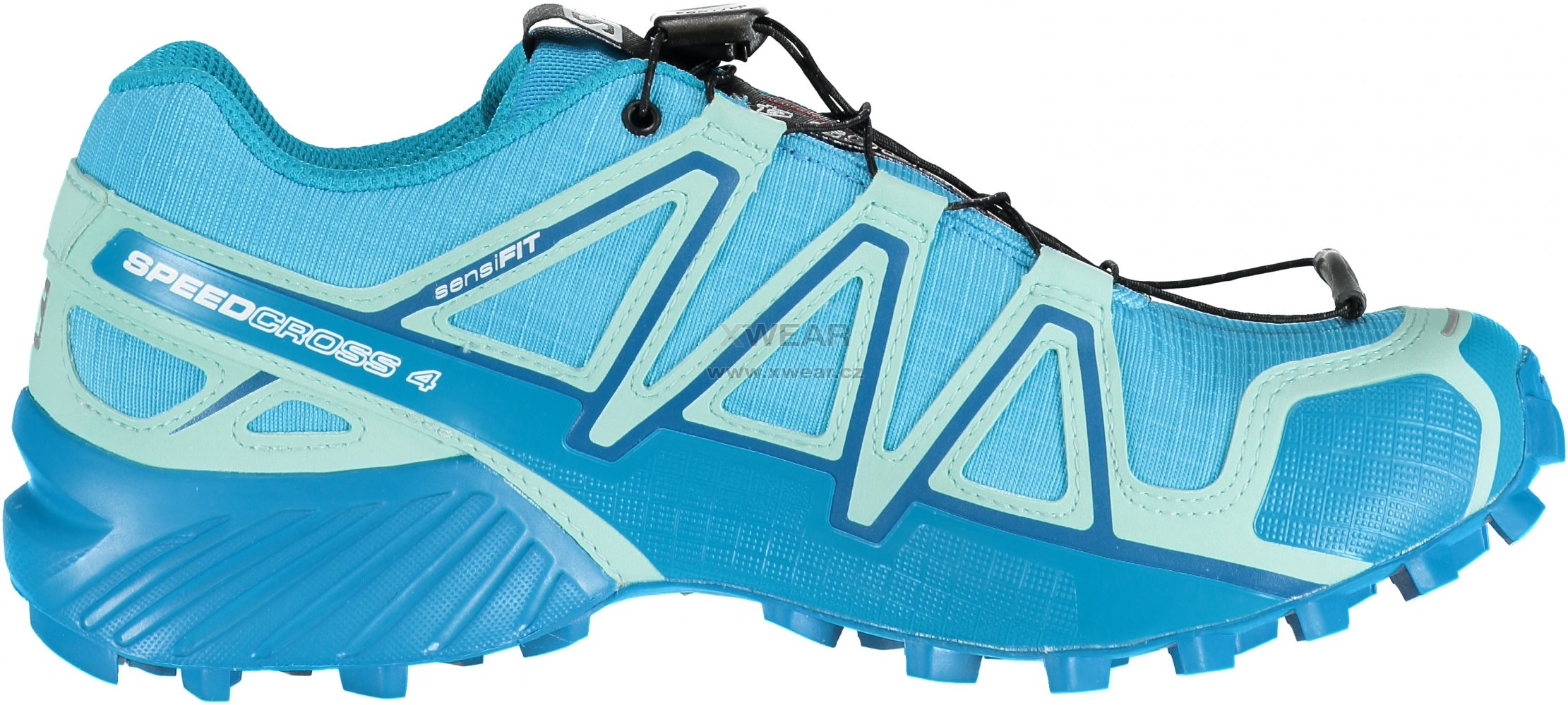 Dámské běžecké boty SALOMON SPEEDCROSS 4 GTX® W L40099900 AQUARIUS BEACH  GLASS HAWAIIAN f04d48d49e
