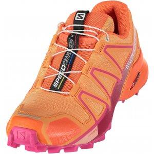 Dámské běžecké boty SALOMON SPEEDCROSS 4 W L40098500 BIRD OF  PARADISE NASTURTIUM PINK YARROW 30bf53bc05