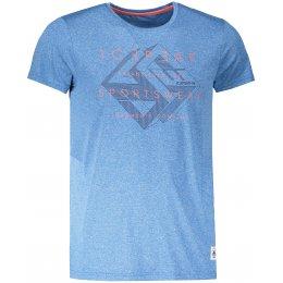Pánské triko s krátkým rukávem ICEPEAK EMILIO 957703626 ROYAL BLUE