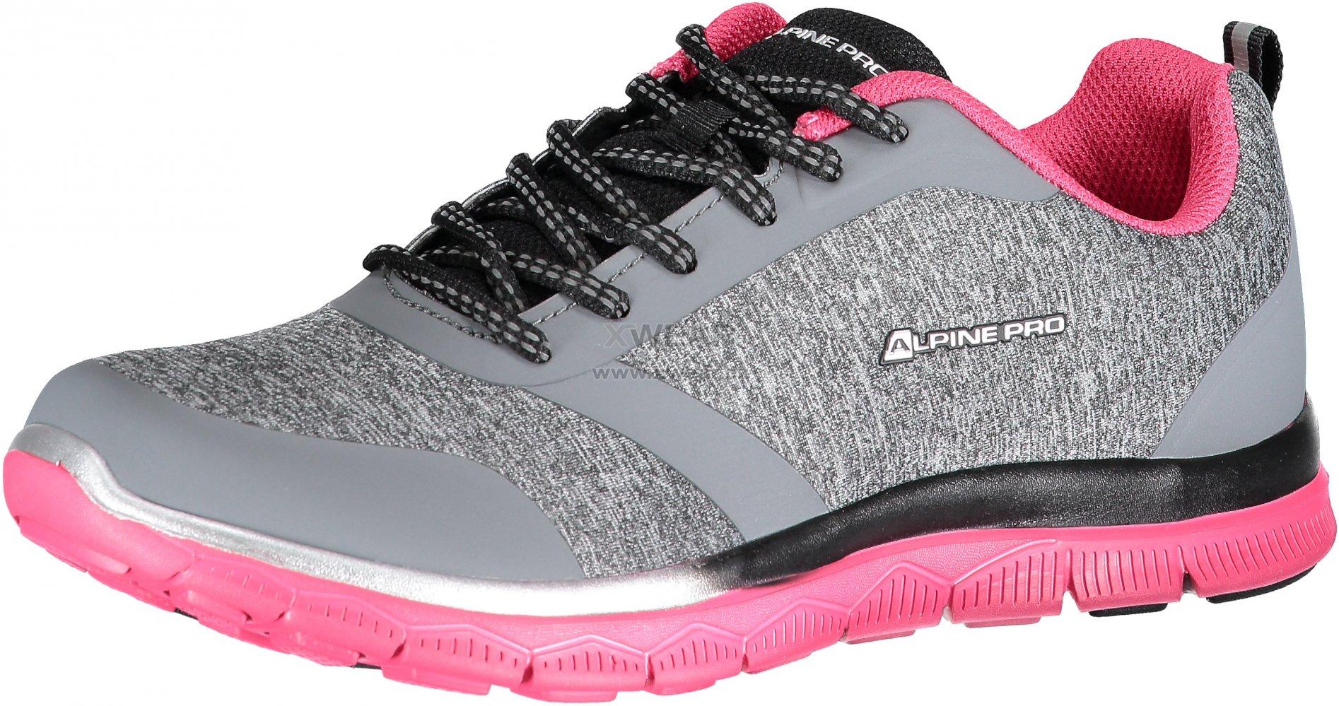 Dámské sportovní boty ALPINE PRO NIA LBTL160 TMAVĚ RŮŽOVÁ velikost ... bb7d85198a