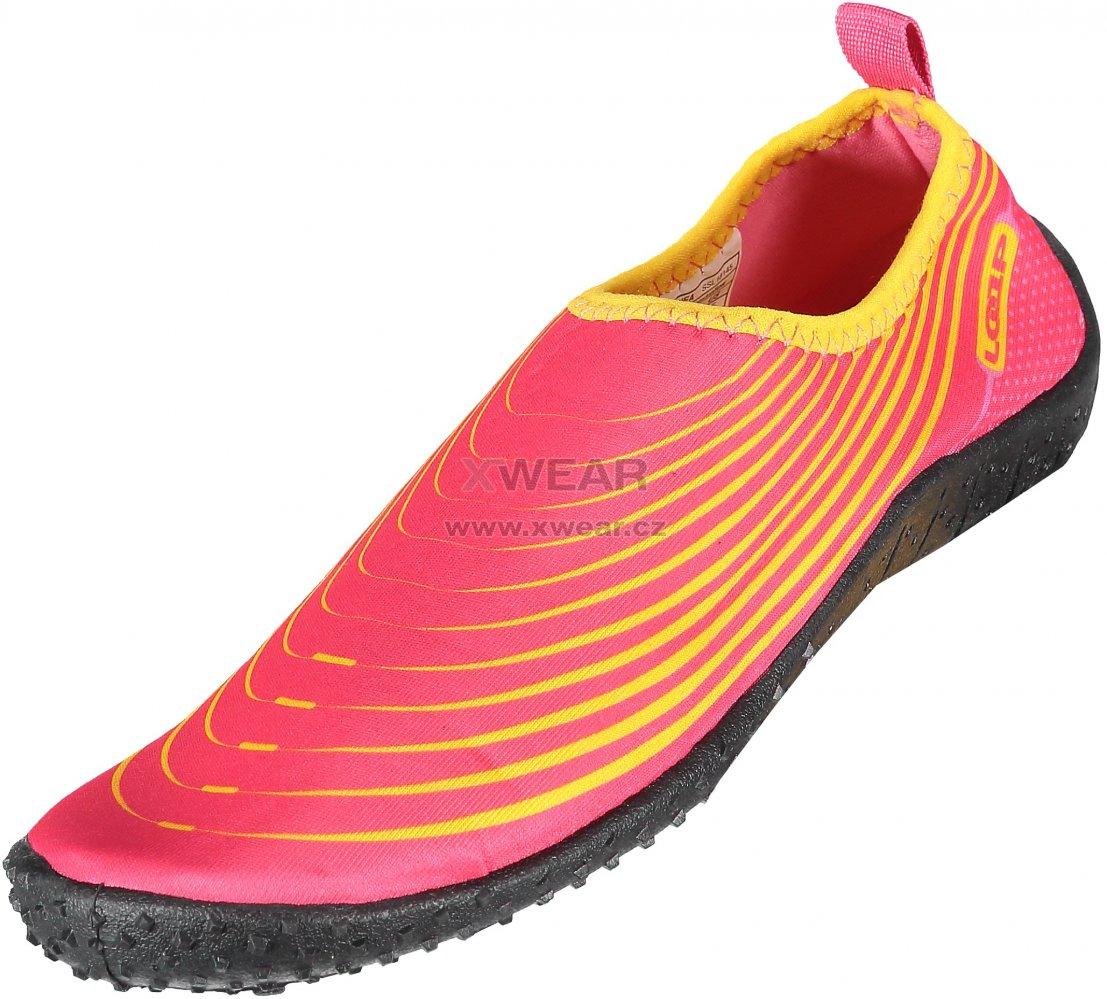 77f434e349 Dívčí boty do vody LOAP LINEA SSL18145 RŮŽOVÁ velikost  EU 33   XWEAR.cz